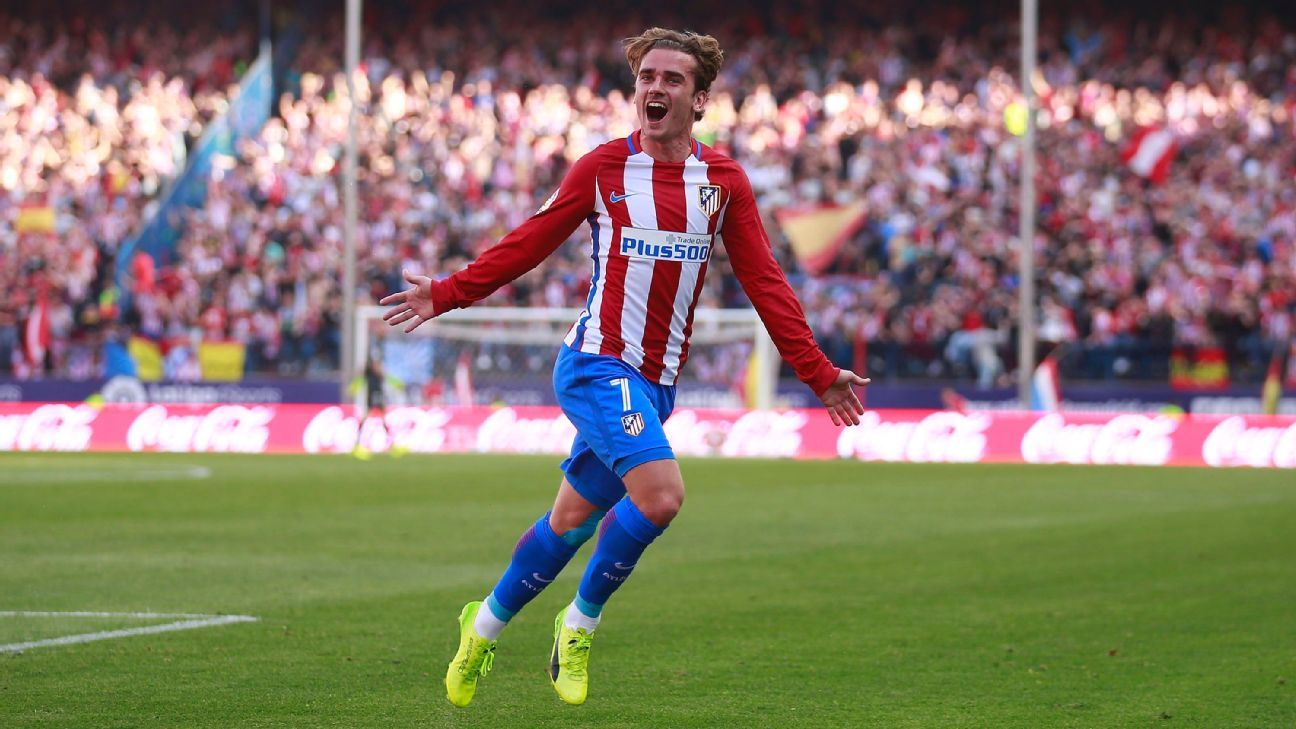 Antoine Griezmann 'can manage his future as he wants' - Saul Niguez