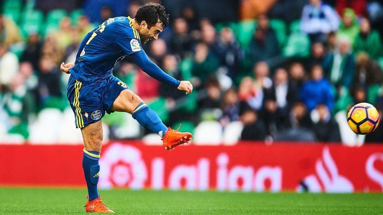 Rossi action Celta Vigo