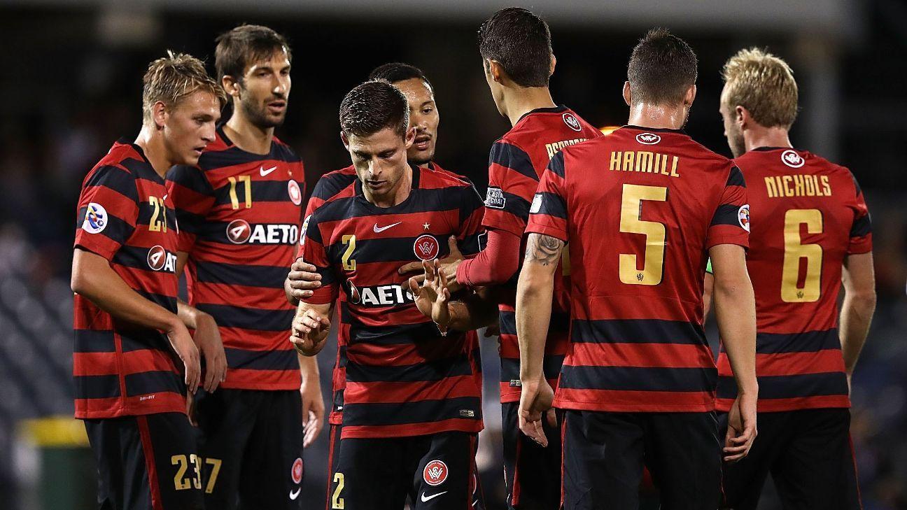 Western Sydney v FC Seoul in ACL