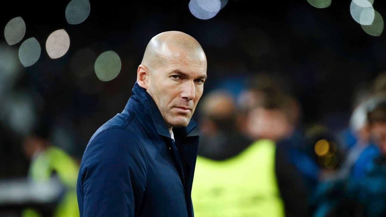 Zinedine Zidane learned how to manage his team to win without the ball from Carlo Ancelotti. Can he use that knowledge to defeat his managing mentor in the Champions League?
