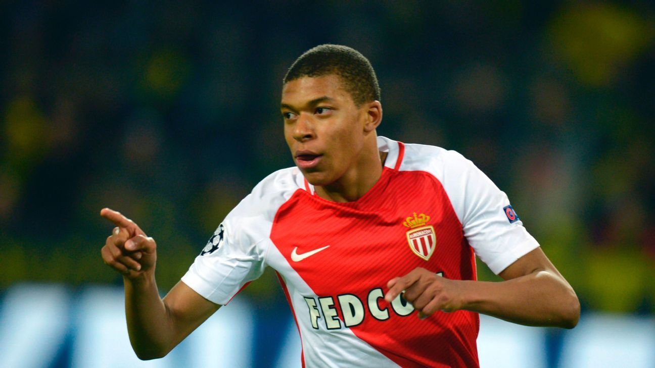 Monaco star Kylian Mbappe has clause for 'a lot of money' - Antonio Cordon