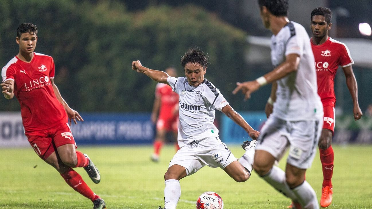 Albirex Niigata (S) in 2017 S.League