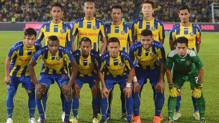 Pahang 2017 team