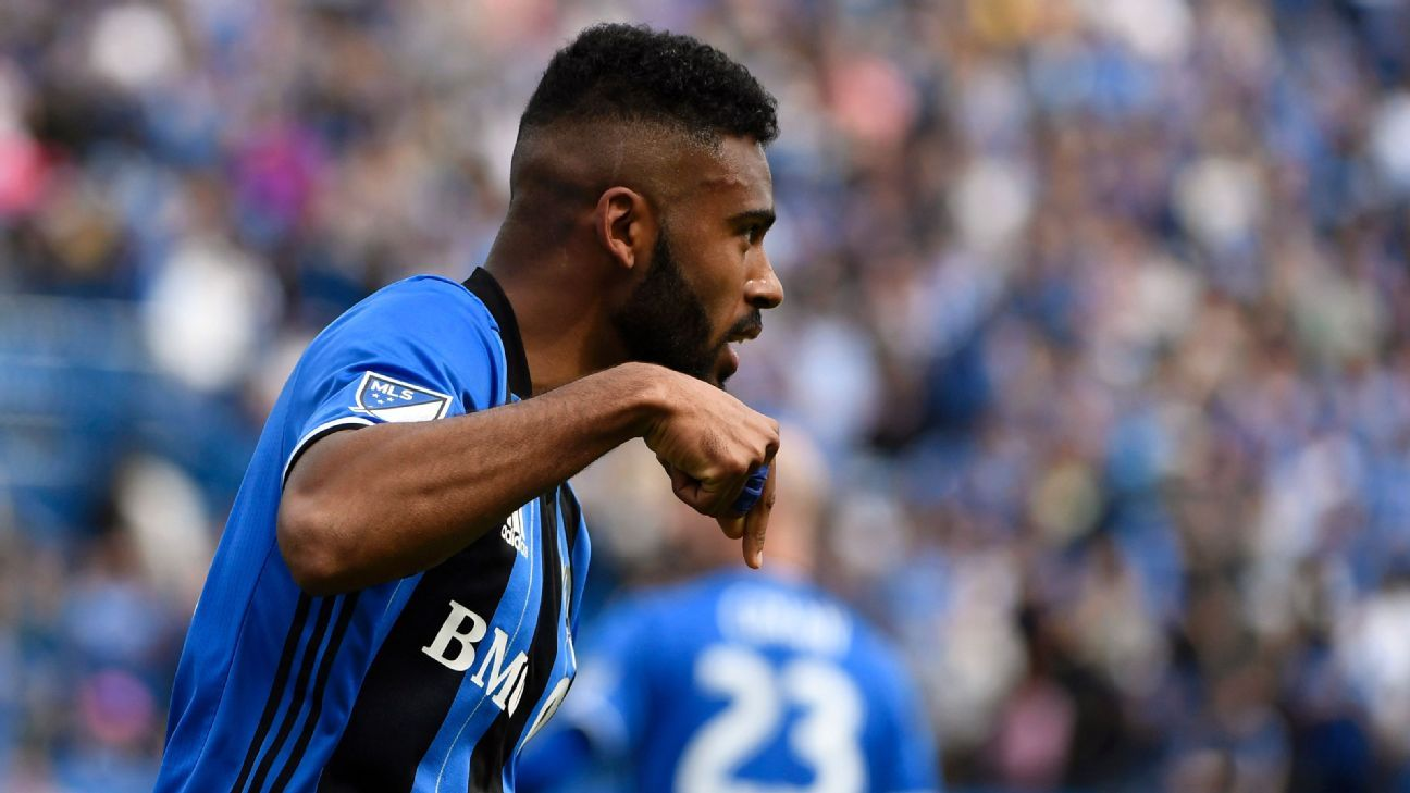 Montreal Impact re-sign Anthony Jackson-Hamel with two-year deal