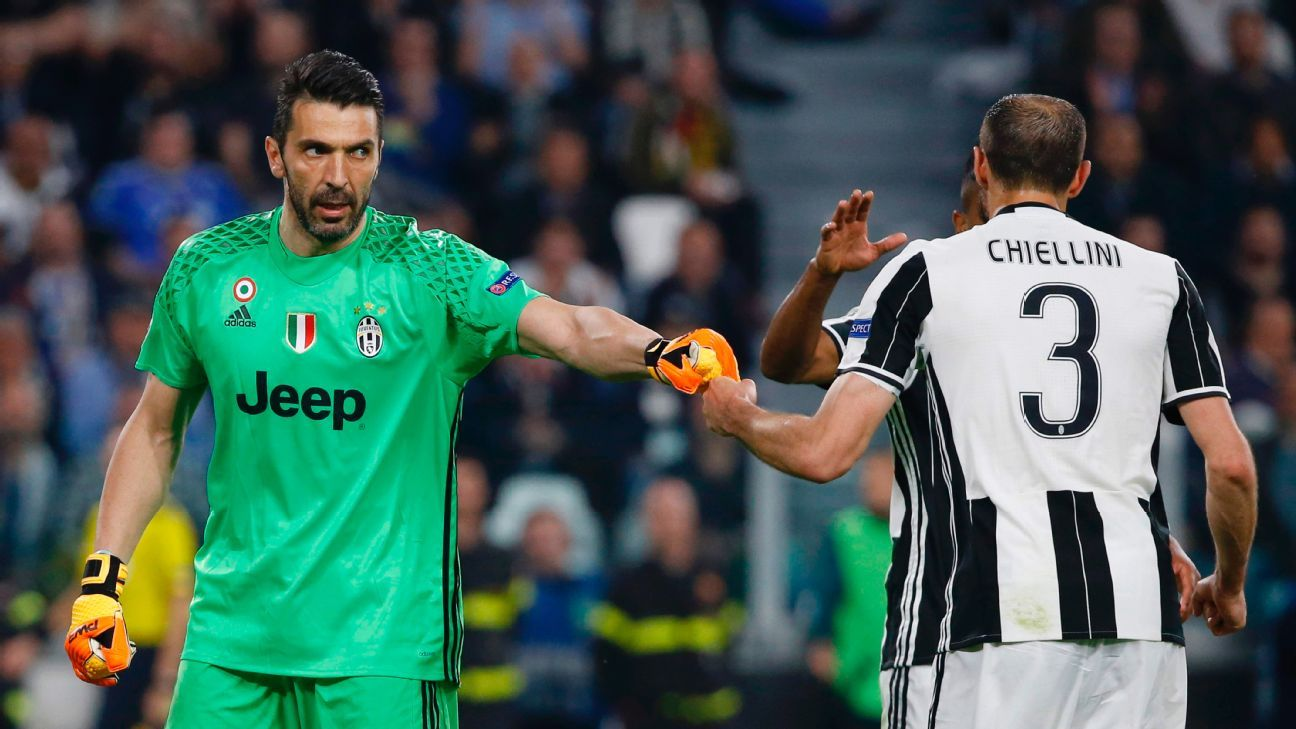 Gianluigi Buffon, Giorgio Chiellini and the Juventus defense are the best in the world, and that means Barcelona's chances of another incredible comeback victory are slim.