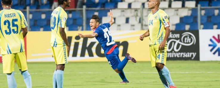 Nishu Kumar was among the young Indian players who blossomed during Albert Roca's time at BFC.