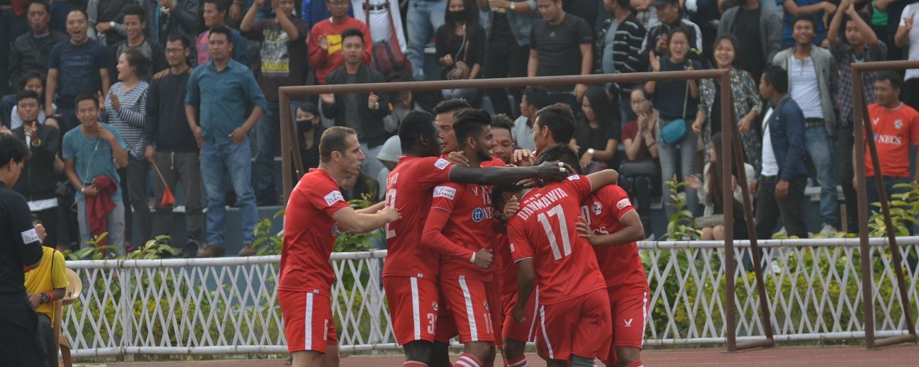 Aizawl are on the brink of a historic I-League title if they beat Mohun Bagan by two or more goals on Sunday.
