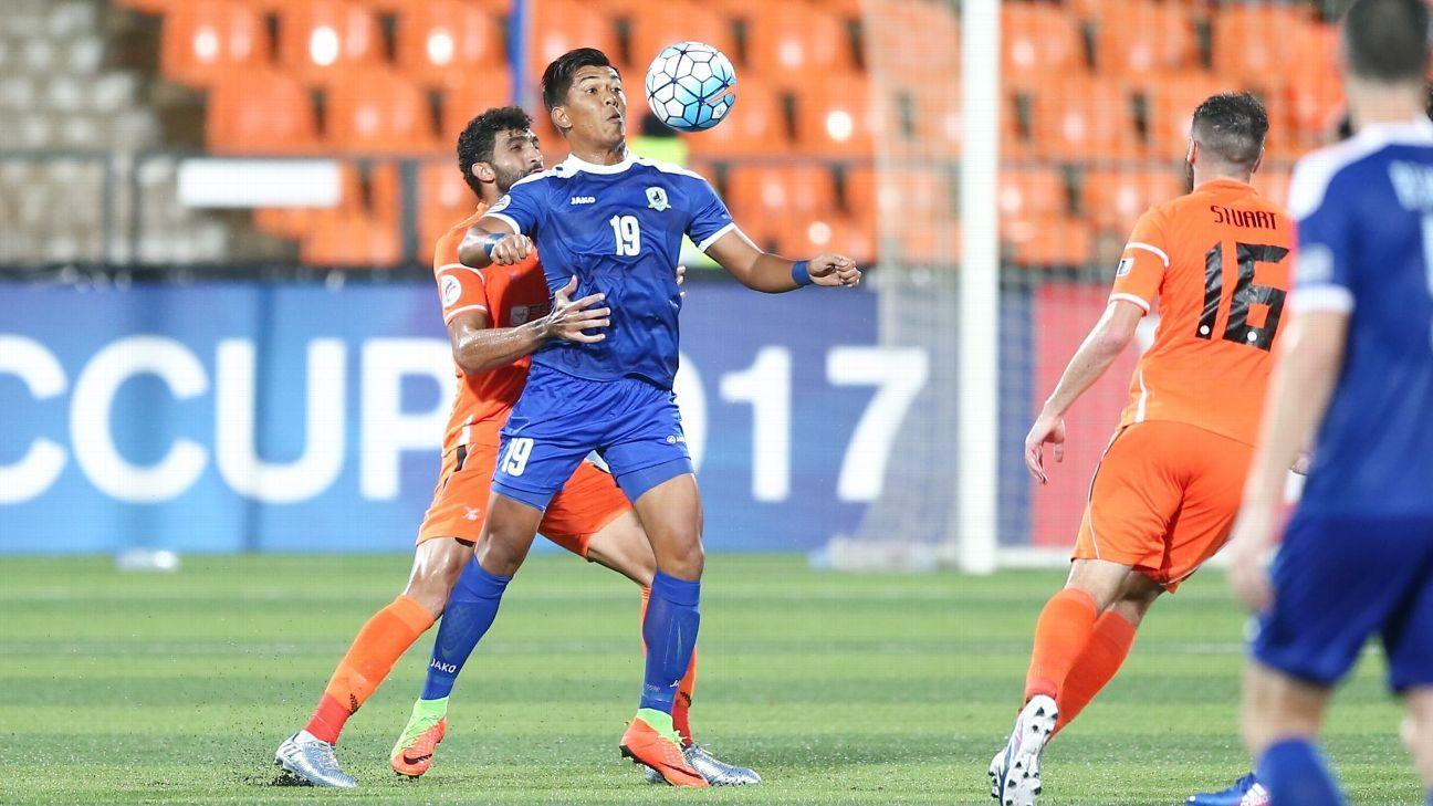 Tampines Rovers striker Khairul Amri