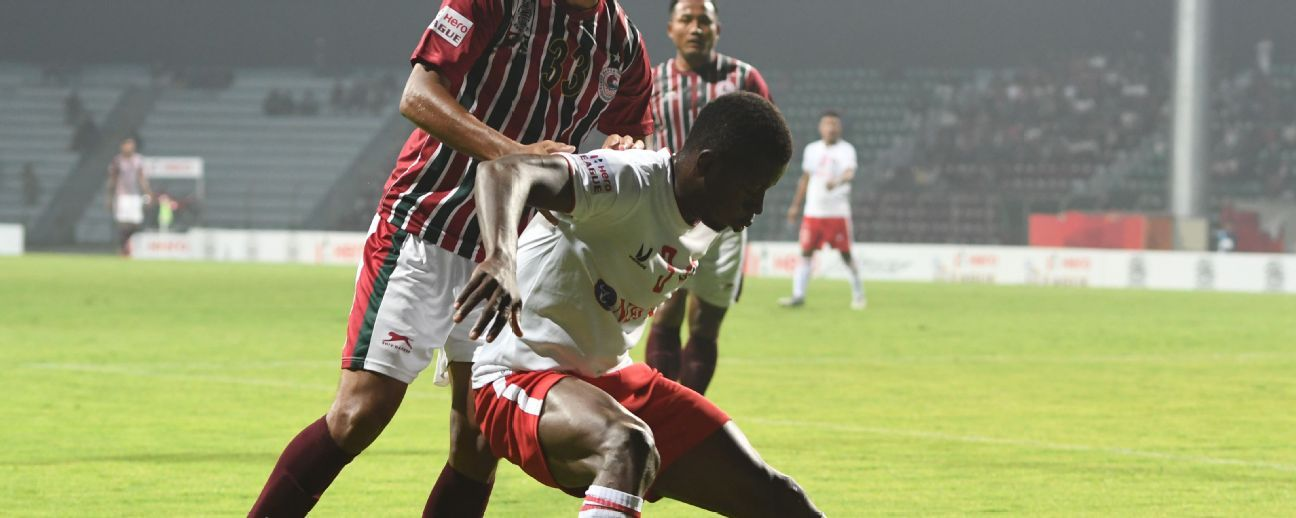 If Saturday's match between Aizawl FC and Mohun Bagan ends in a draw or if the former win by one goal, the I-League title race will be decided next weekend.