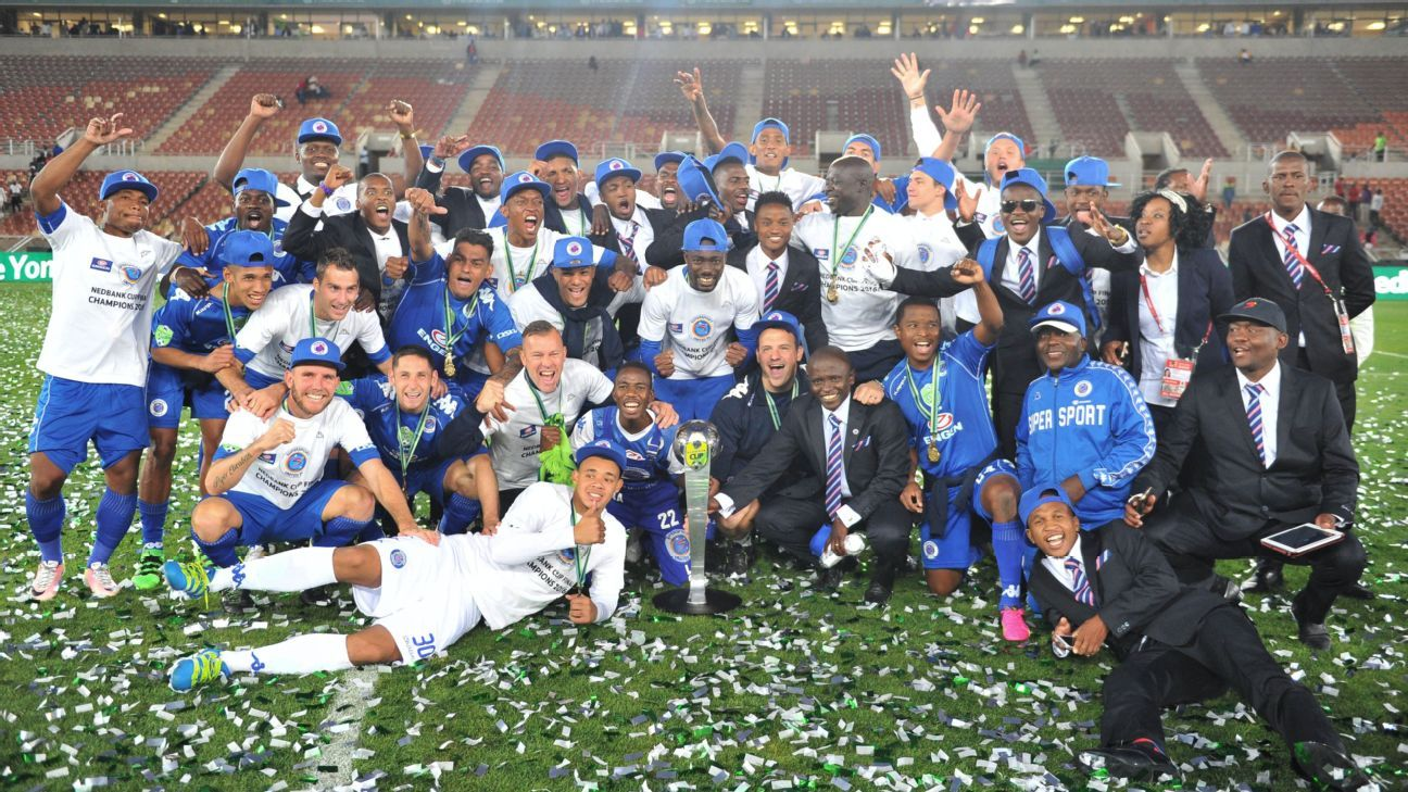 While SuperSport United last won the South African league in 2010, they have continued to be successful in cups including defending their Nedbank Cup title in 2017.