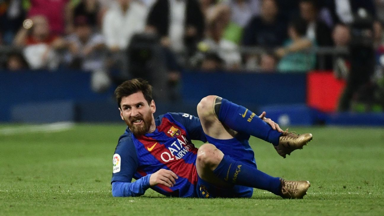 blog match post lionel messi turns frustration into winning clasico performance barcelona