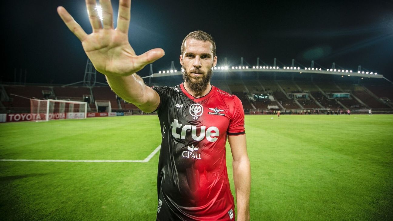 Dragan Boskovic of Bangkok United