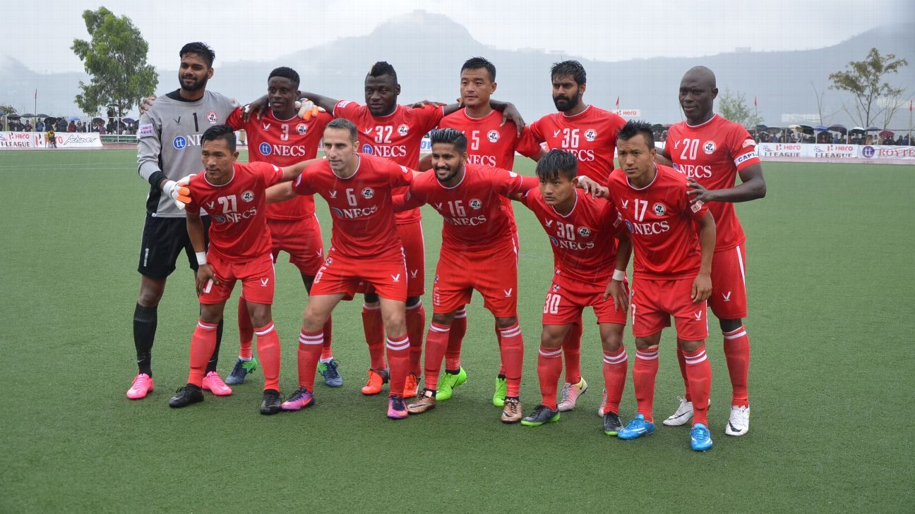Defending champions Aizawl FC will begin their title defence against East Bengal in Kolkata.