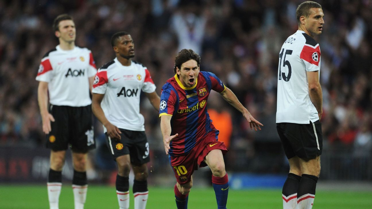 Champions League predictions Barcelona to beat Man United City to edge Spurs