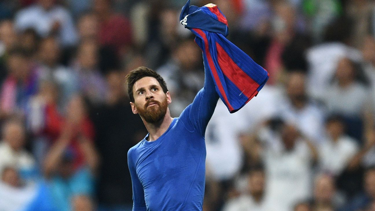 Messi's <em>Clasico</em> for the ages