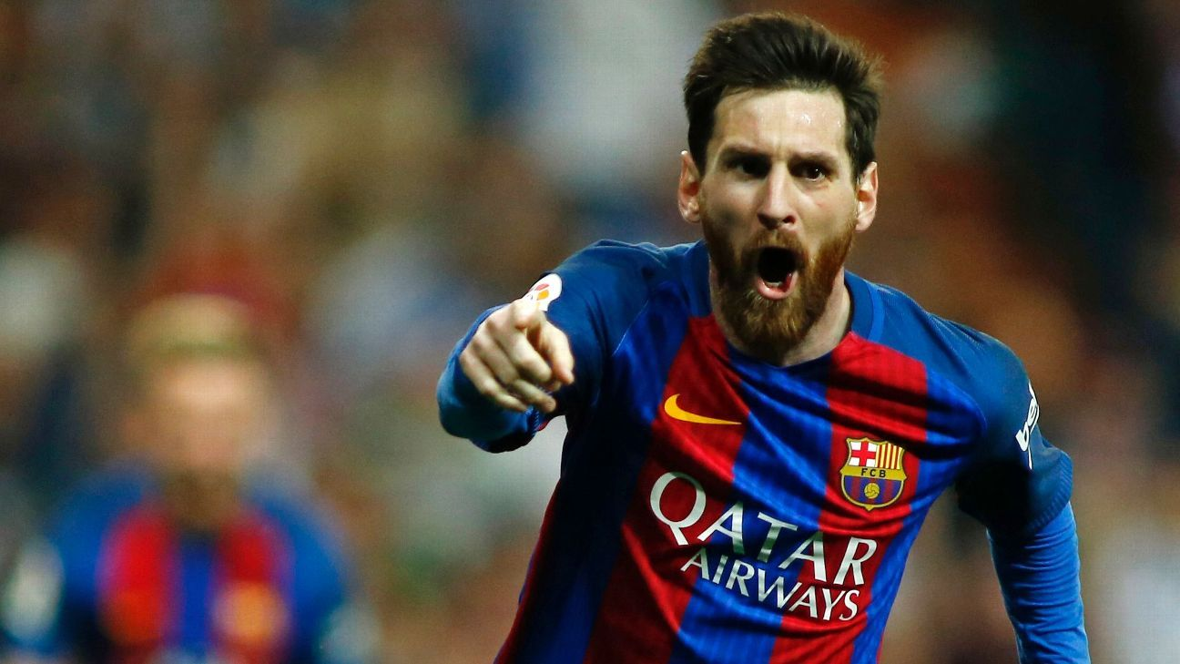 Messi tops Player Power Rankings after winning <i>Clasico</i> for Barcelona