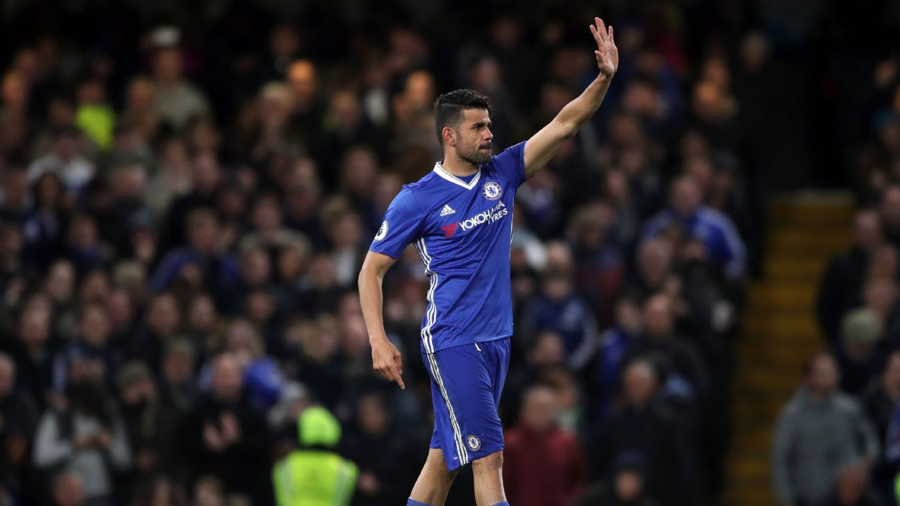 Atletico Madrid's 'doors are open' for Diego Costa return - assistant coach