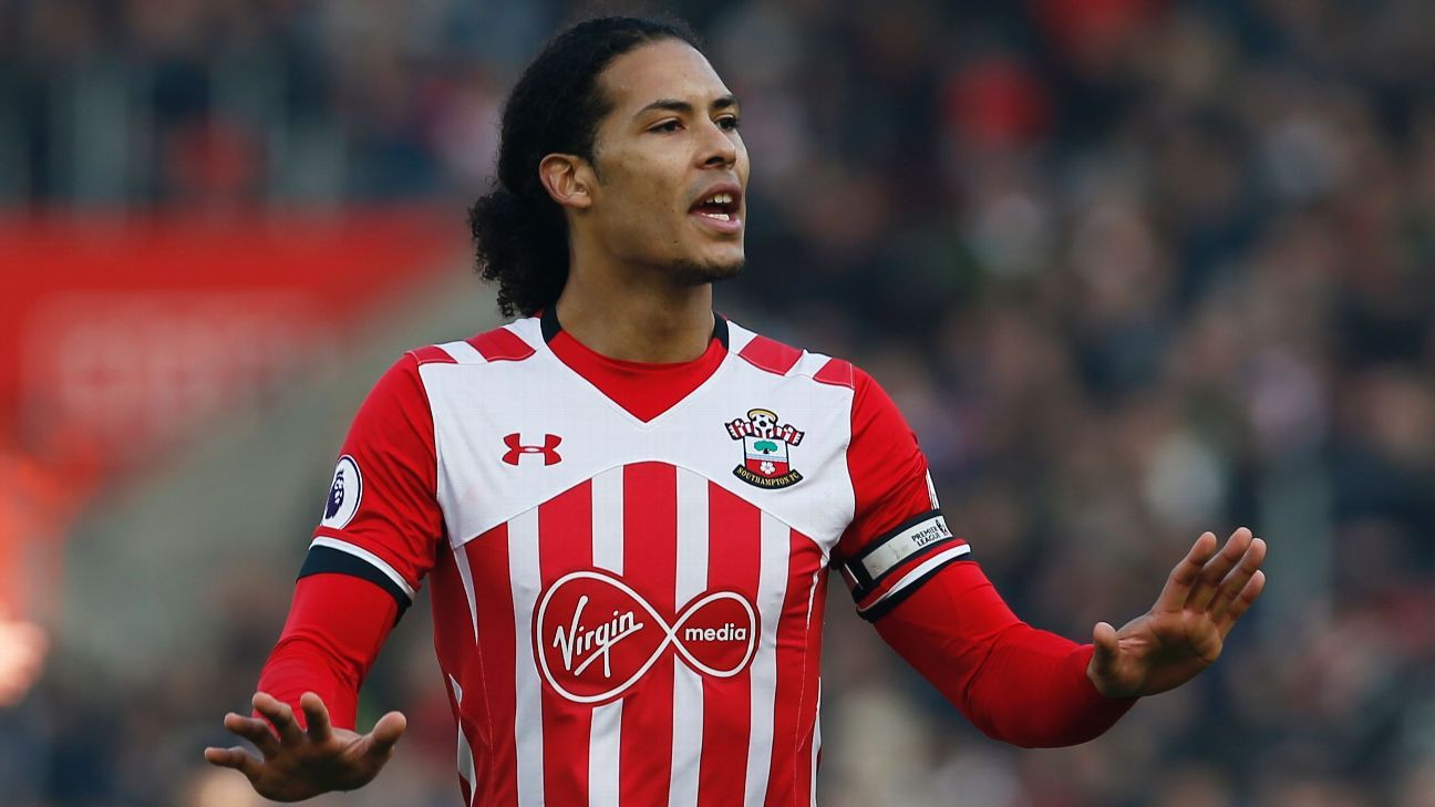 Liverpool are set to make Virgil van Dijk the most expensive defender ever.