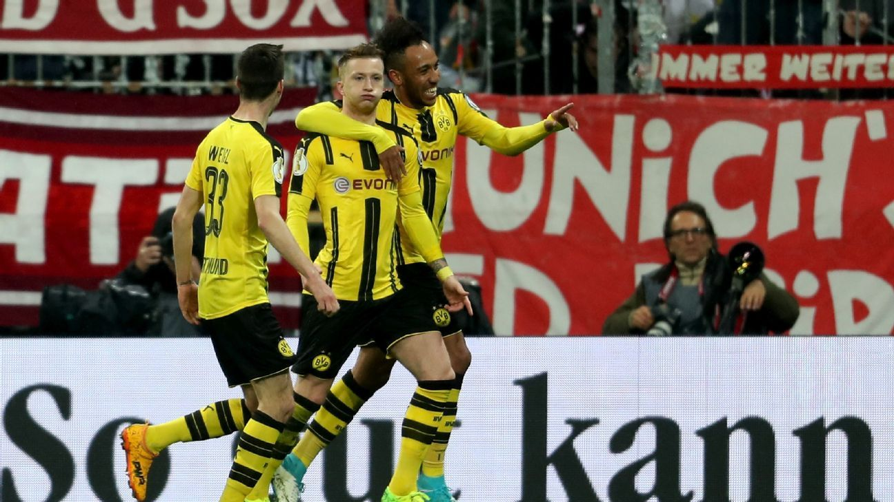 Reus celeb vs Bayern 170426