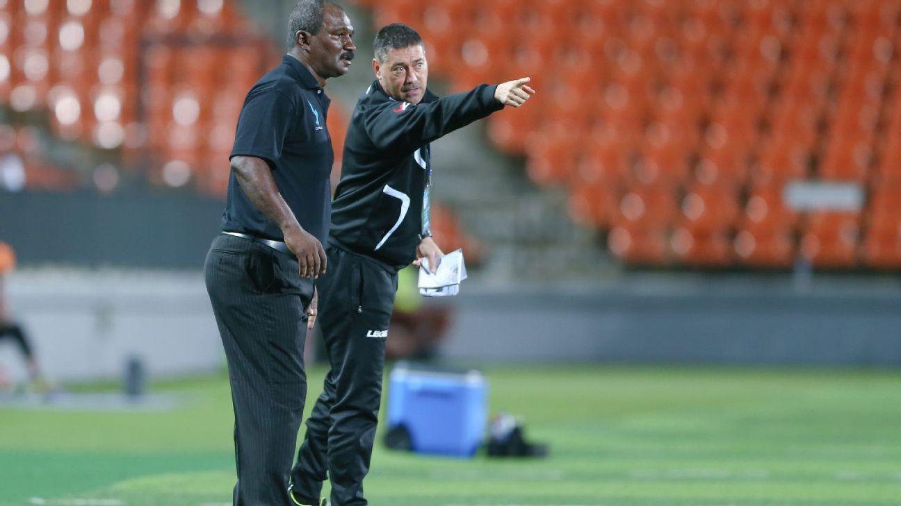 Penang coach Zainal Abidin Hassan