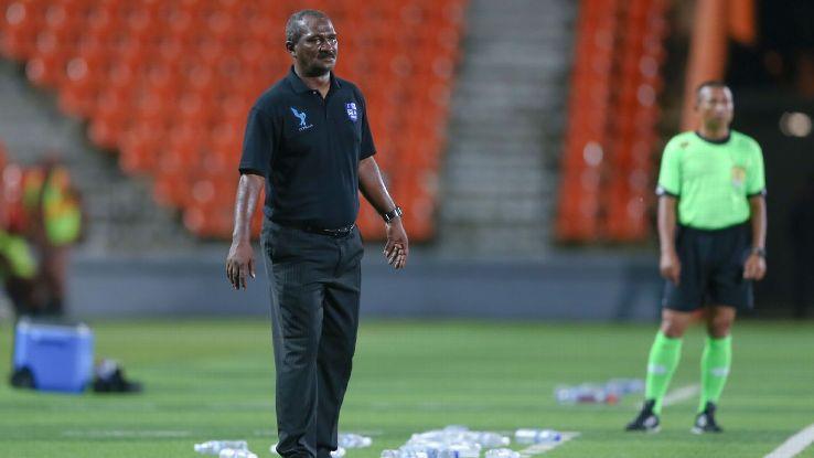 Penang head coach Zainal Abidin Hassan