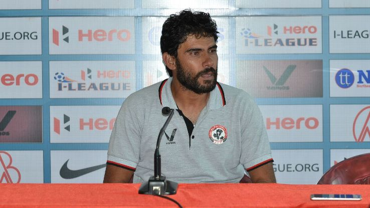 After leading Aizawl to the title last season, Khalid Jamil has now moved to East Bengal.