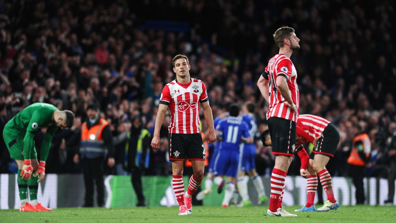 Southampton must take Fraser Forster and Jack Stephens out of the firing line