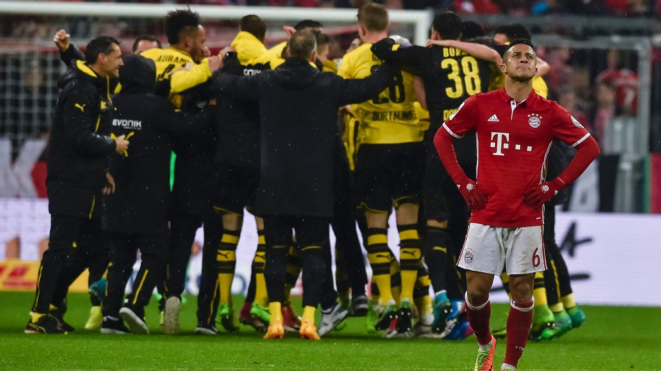 Dortmund's character-building win exposes Bayern's need for a rebuild