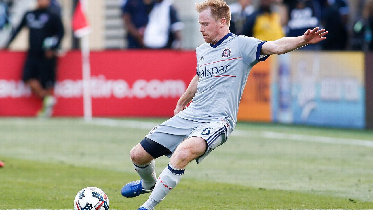 McCarty action Chicago Fire