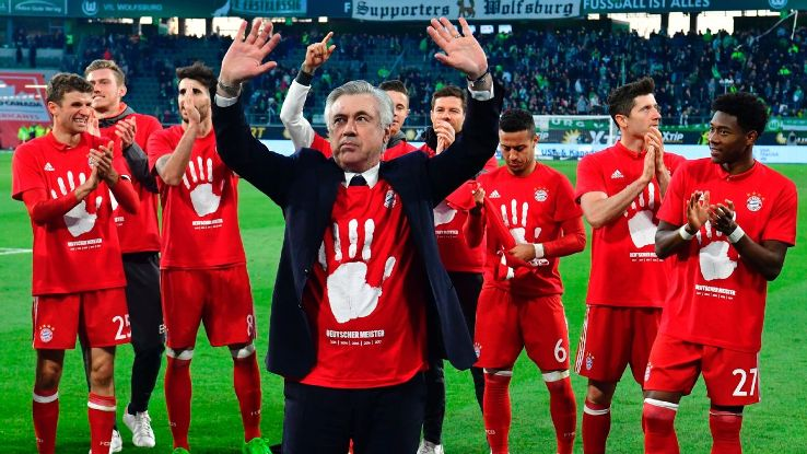 Muenchen Juara Bundesliga Lima Kali Beruntun
