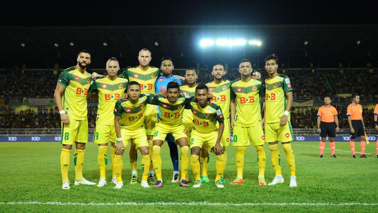 Kedah 2017 FA Cup semifinal team