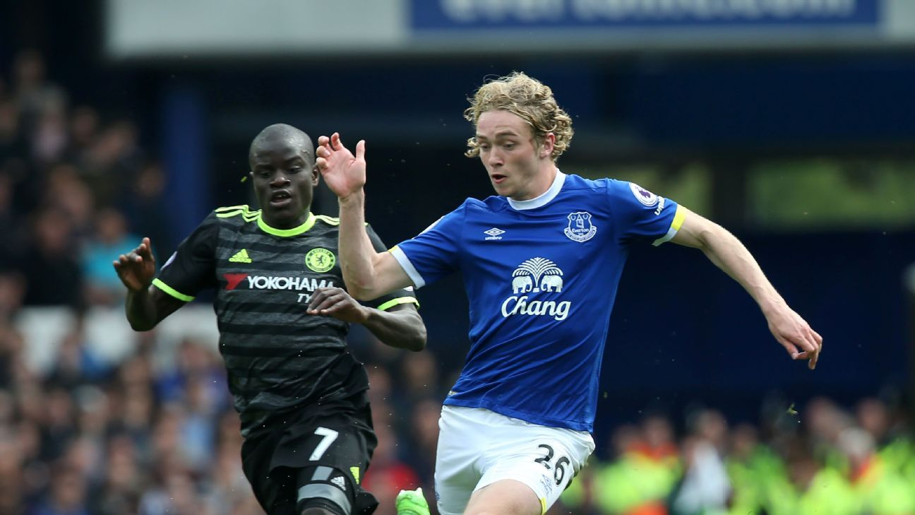 Tom Davies has the potential to be a real star for Everton.