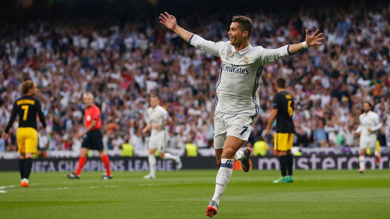 Real Madrid 7 3 Getafe 5 Talking Points: Cristiano Ronaldo Says Real Madrid's Spot In Final Not Yet