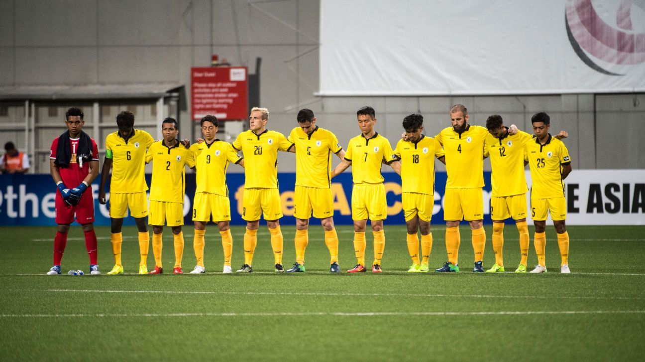Tampines Rovers 2017 AFC Cup starting side