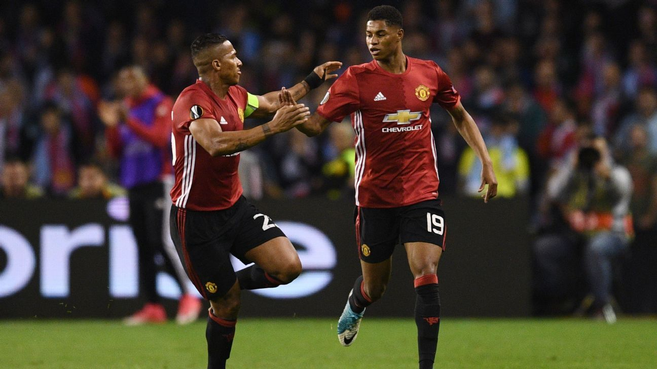 Marcus Rashford's free kick gave United a critical away goal on Wednesday.