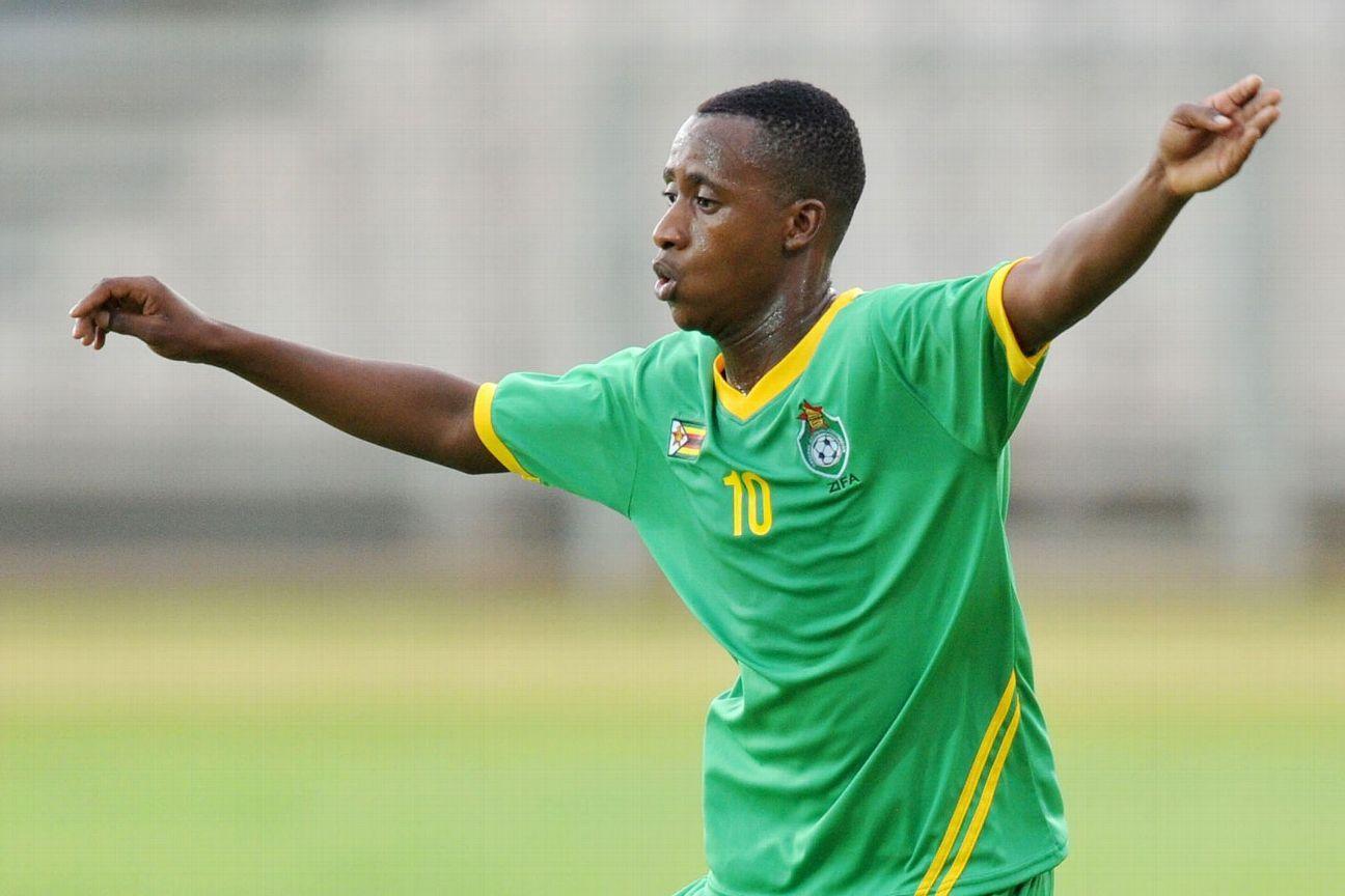 Zimbabwe youth international Bukhosi Sibanda scored a hat-trick for Bantu Rovers