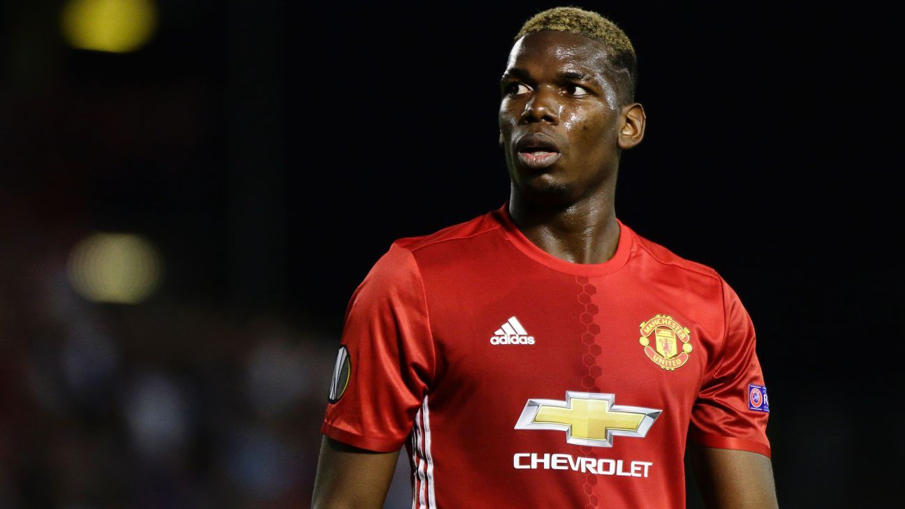 Manchester United's Paul Pogba visits Mecca to mark start of Ramadan