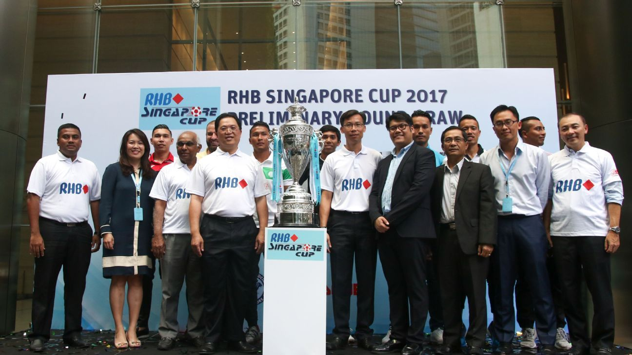 2017 Singapore Cup launch