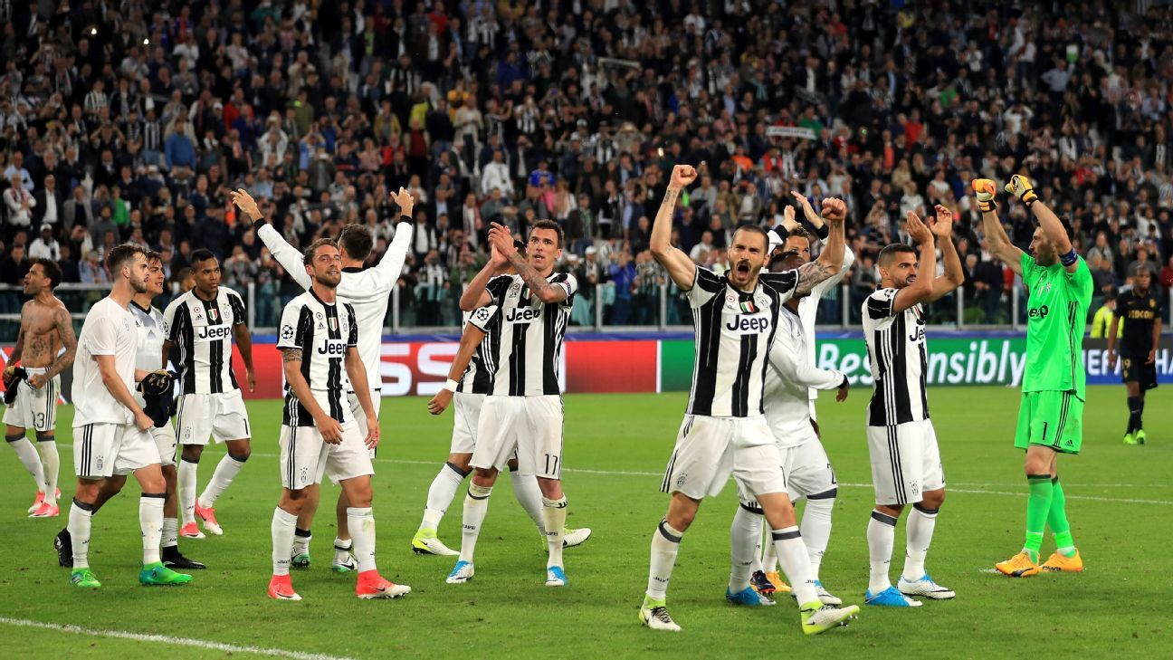 Image result for juventus monaco