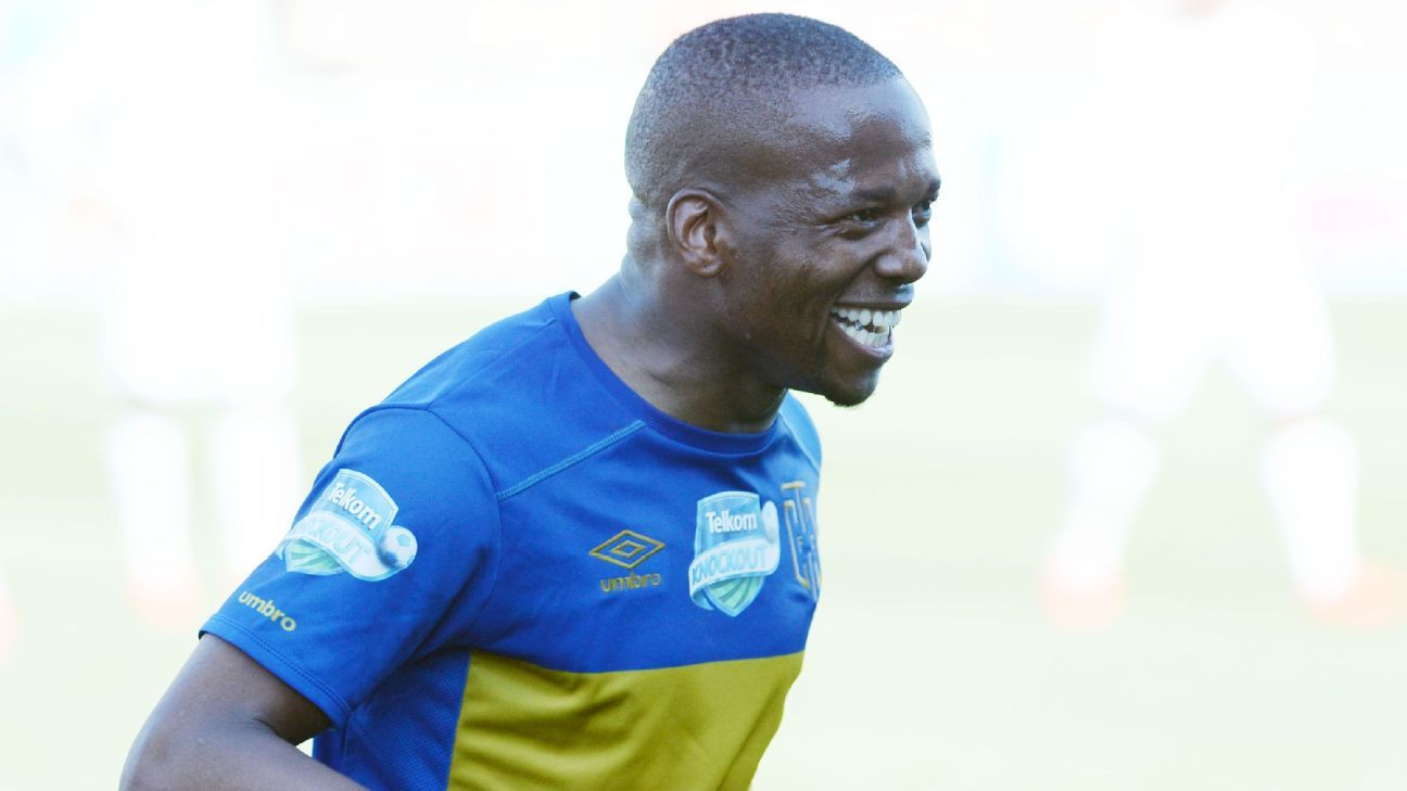 In-demand Cape Town City star Aubrey Ngoma