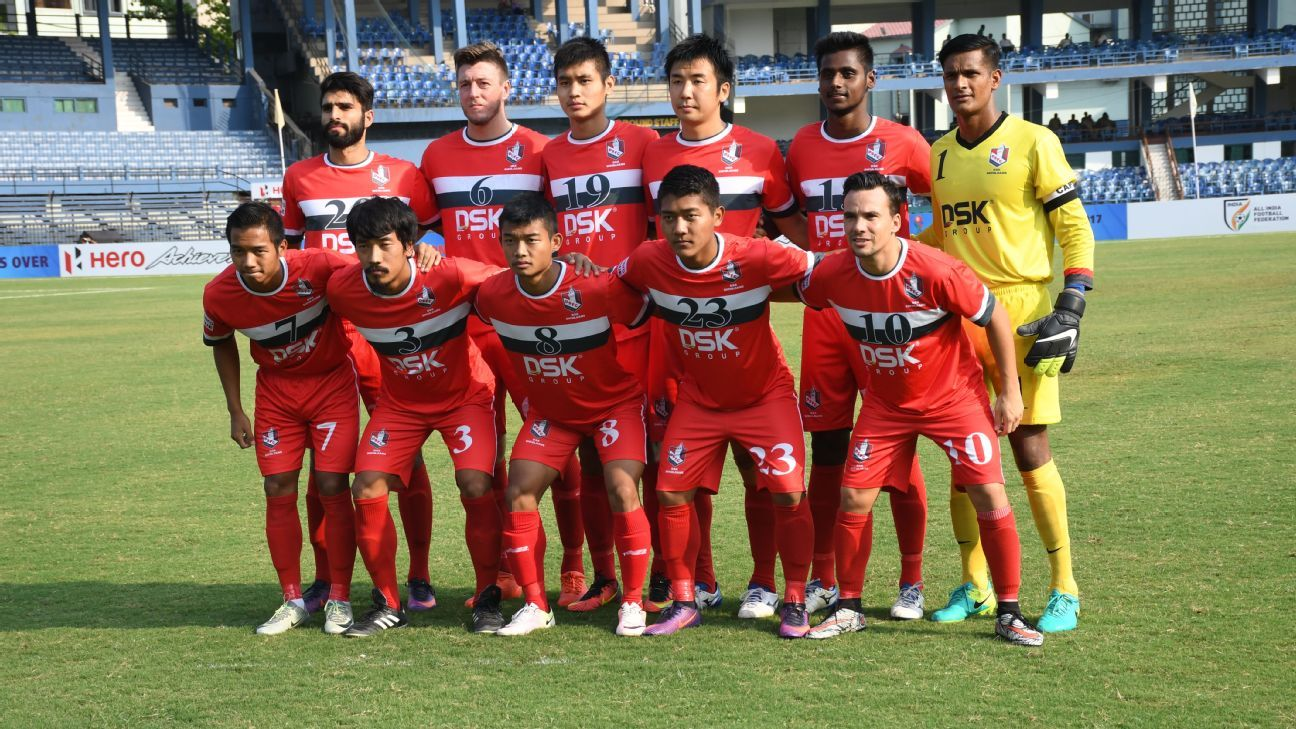 DSK Shivajians' 2-0 Federation Cup win over Bengaluru FC has thrown open Group B.
