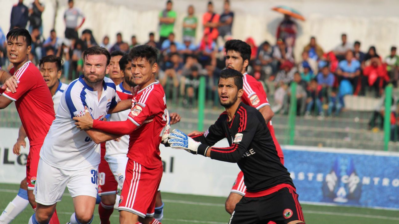 Former Lajong 'keeper Gumpe Rime believes Vishal Kaith's aerial ability and his skill at dealing with crosses are among his most special qualities.