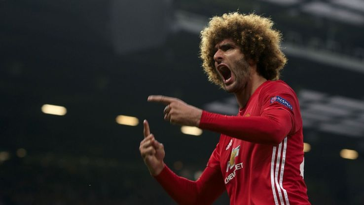 Marouane Fellaini in Manchester United squad amid Galatasaray link
