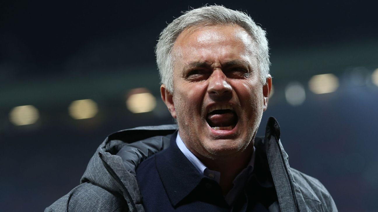 Trending: Jose Mourinho slams fixtures again, Monaco win title