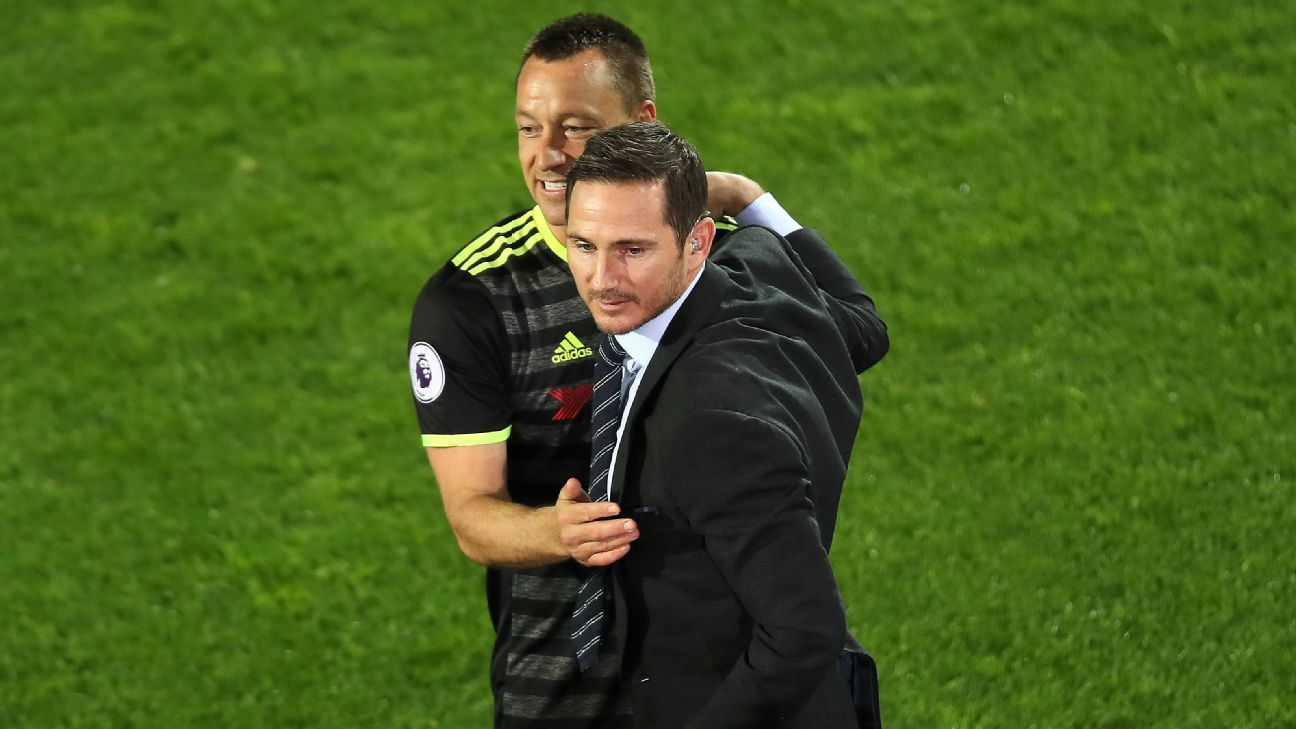 Lampard Terry Chelsea title 170512