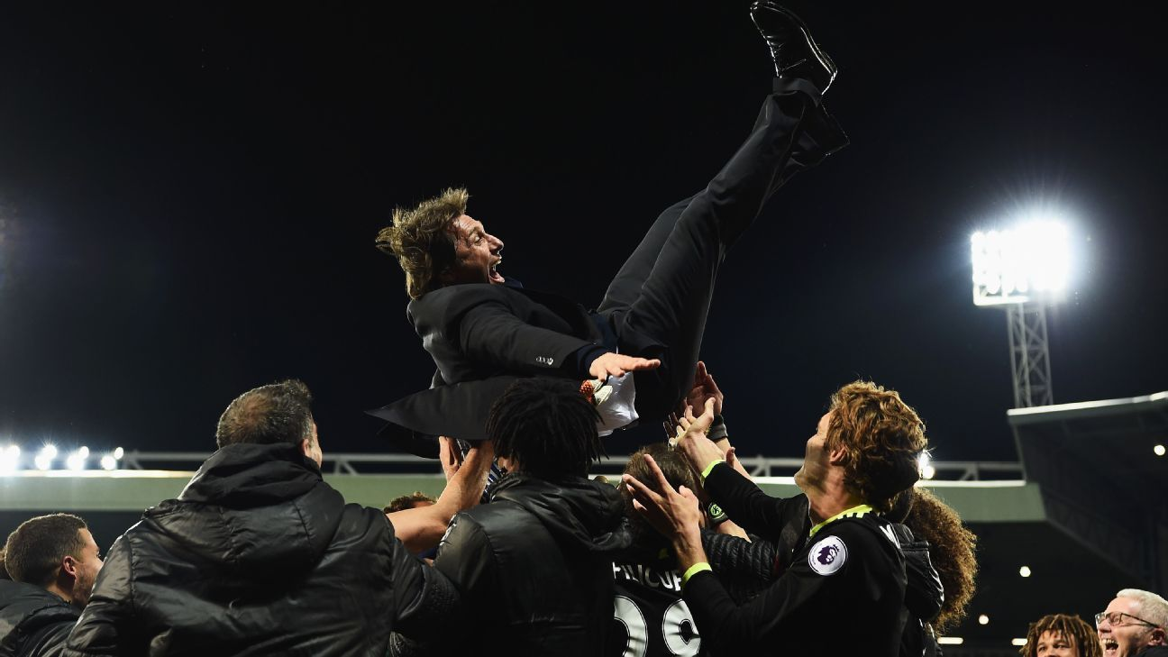 Antonio Conte believes Chelsea have room to 'improve' ahead of next season