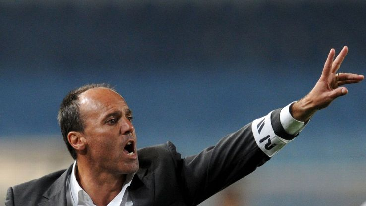 Malaysia coach candidate Ulisses Morais
