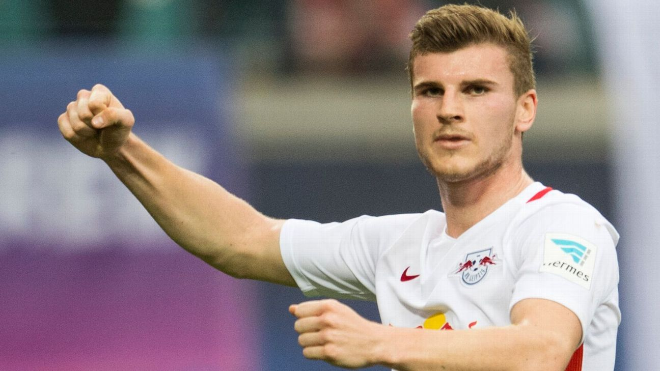 Germany's Timo Werner can 'block out' fans' anger after dive in December