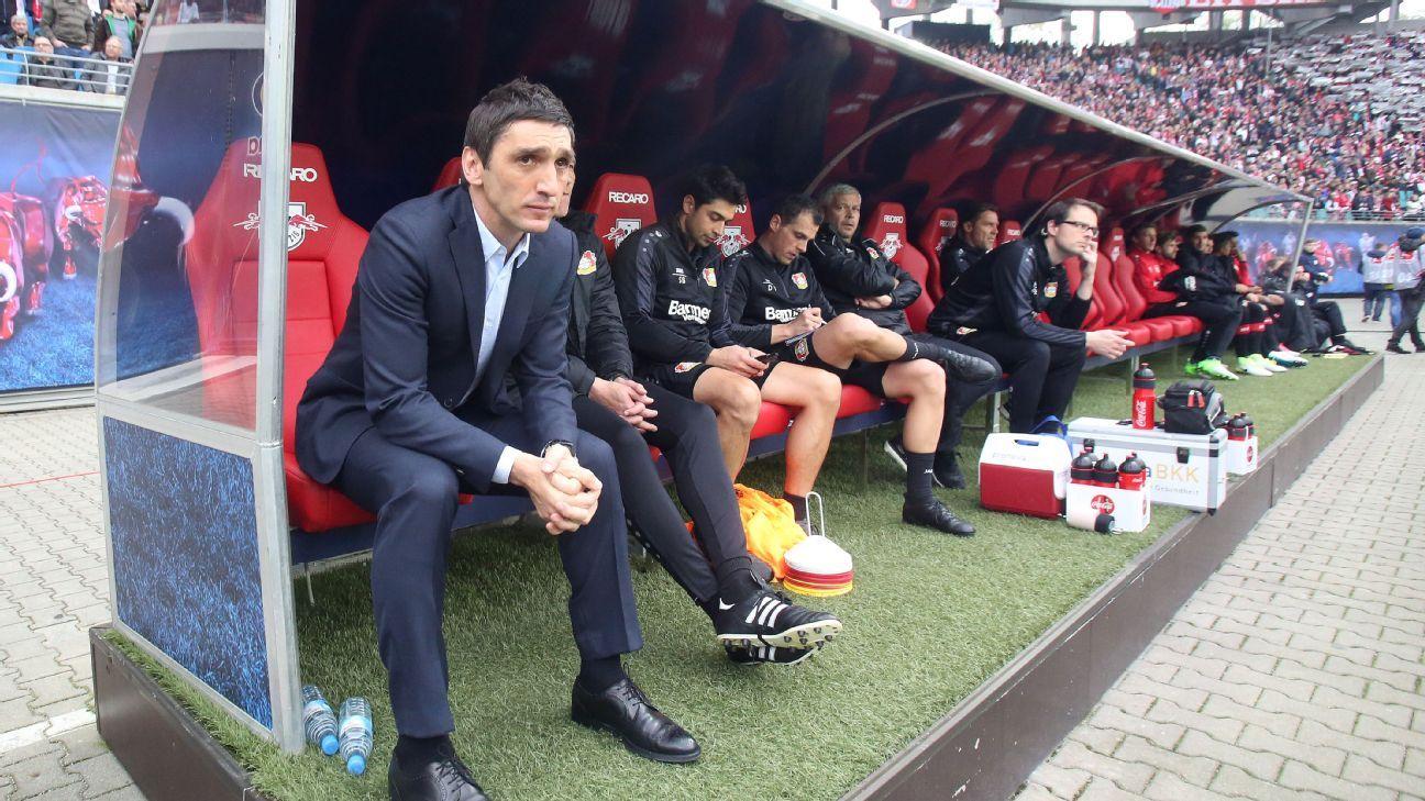 Tayfun Korkut woe at Bayer
