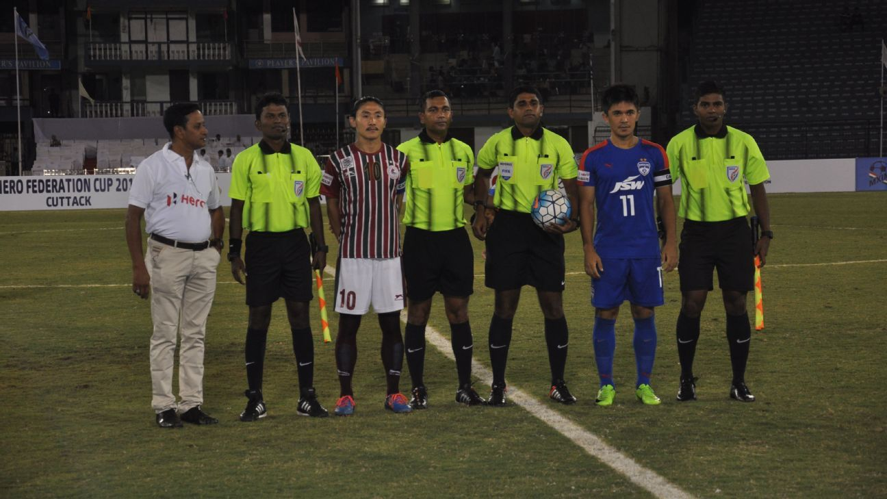 Mohun Bagan and Bengaluru will play the Fed Cup final on May 21.
